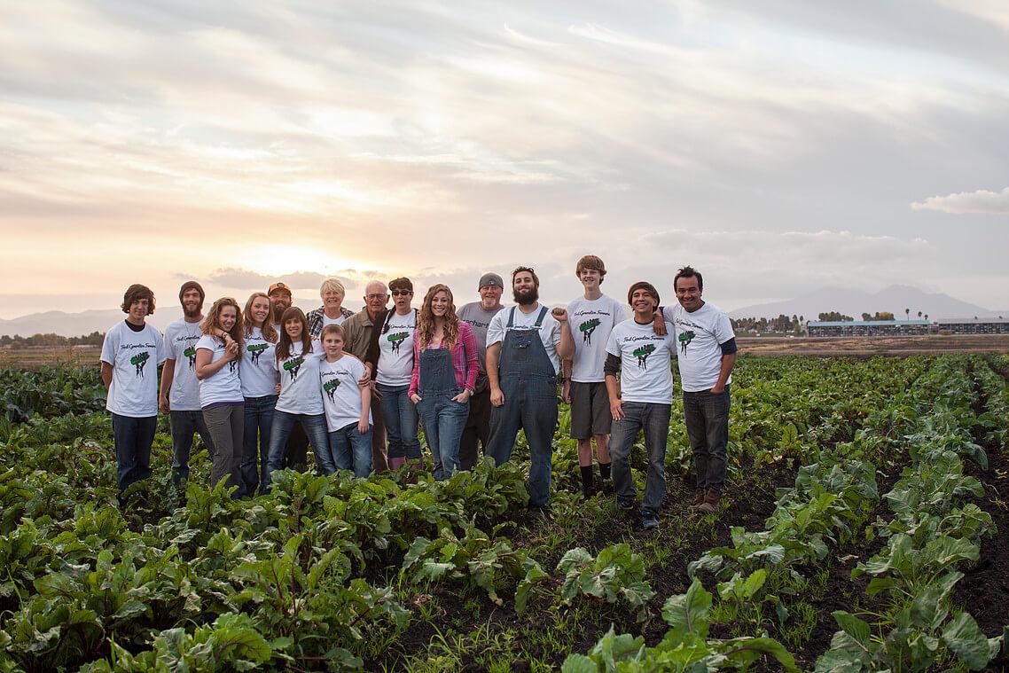First Generation Farmers